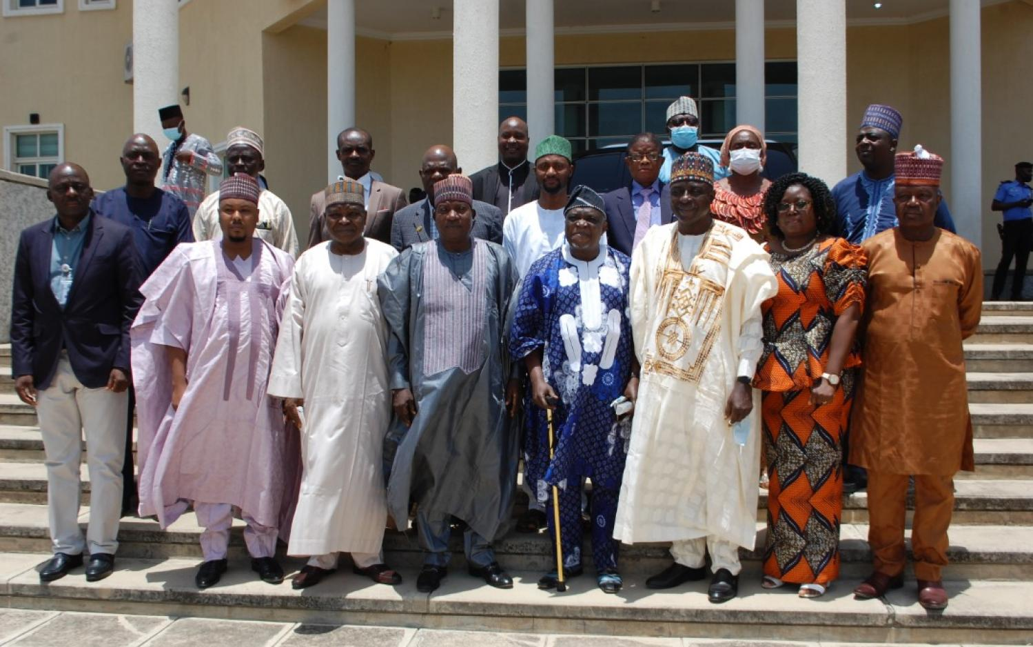 Governor Lalong Pledges Deeper Collaboration With Unijos