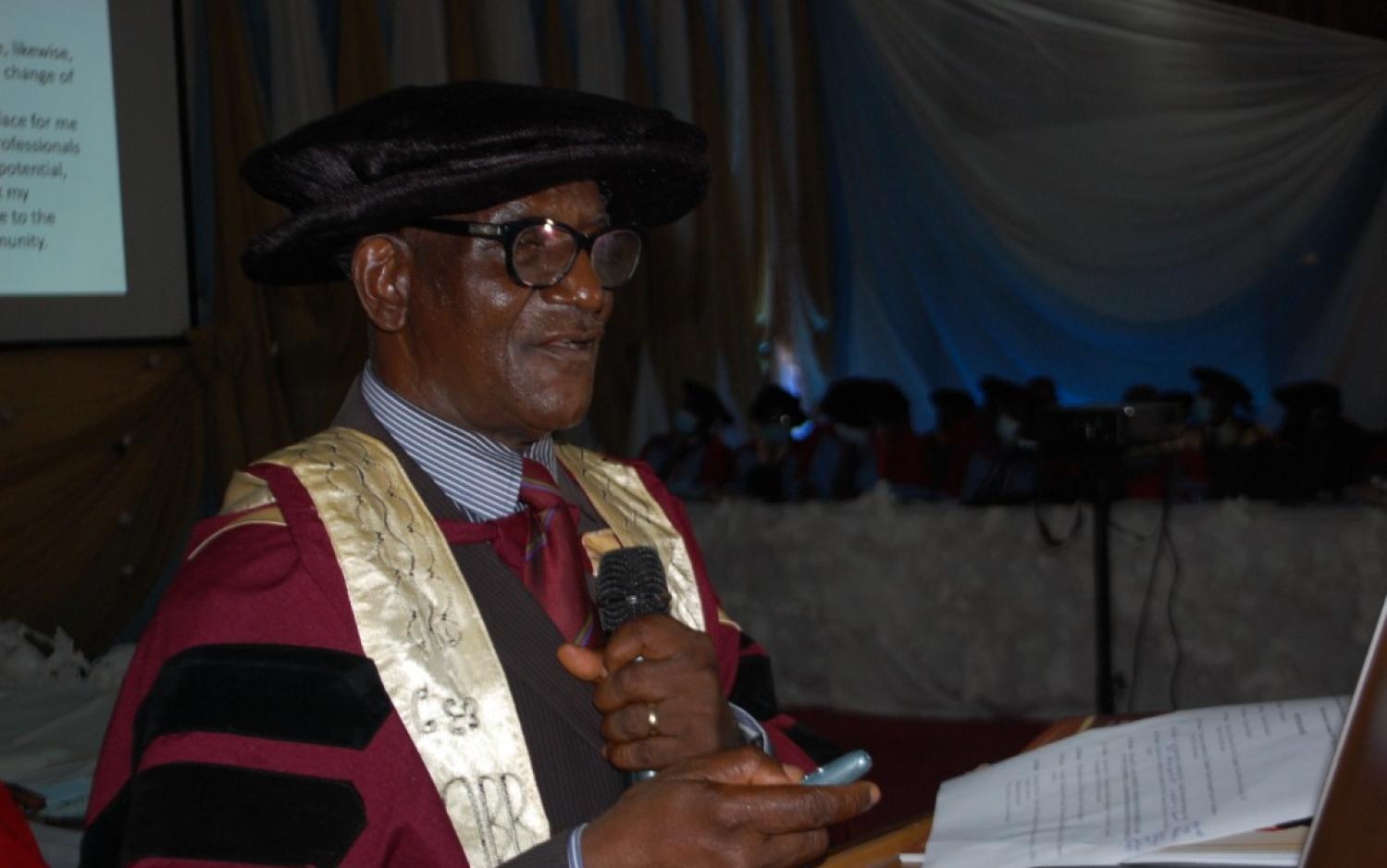 Unijos Holds 2nd Valedictory Lecture